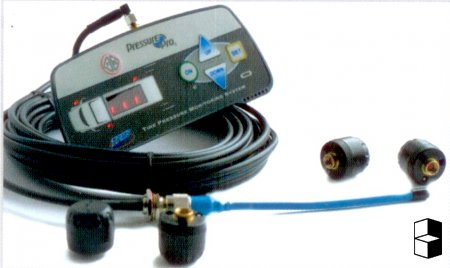 Система контроля давления в шинах